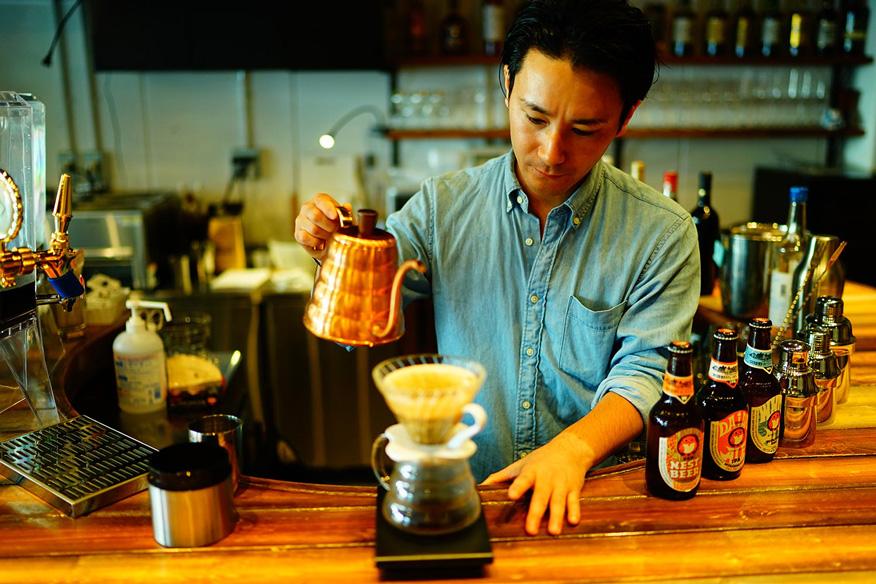 日本ハンドドリップチャンピオン尾籠氏が語る、先住民が愛した秘境のコロンビアコーヒーとは?
