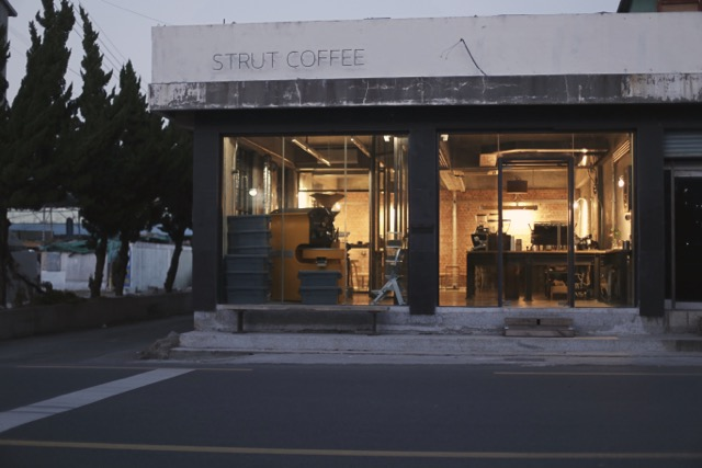 Strut Coffee