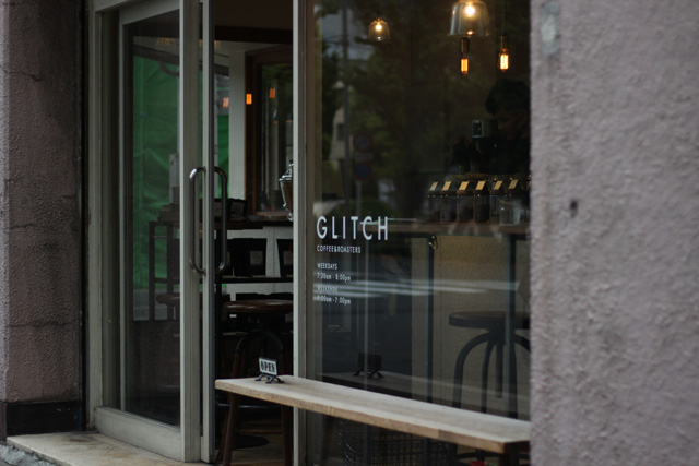 GLITCH COFEE AND ROASTERS