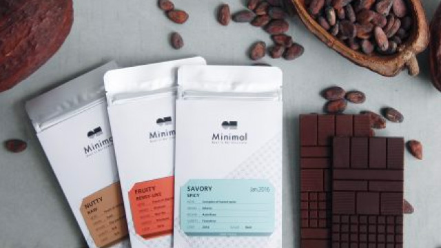 Minimal − Bean to Bar Chocolate −